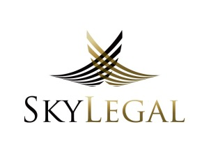 SkyLegal Logo Design