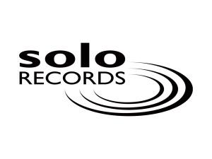 Solo Records Logo Design