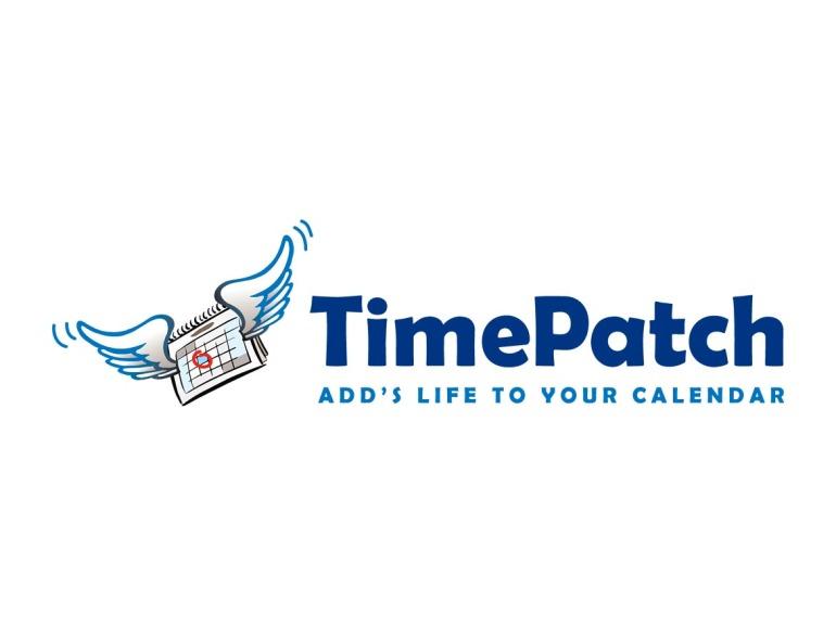 TimePatch Logo Design