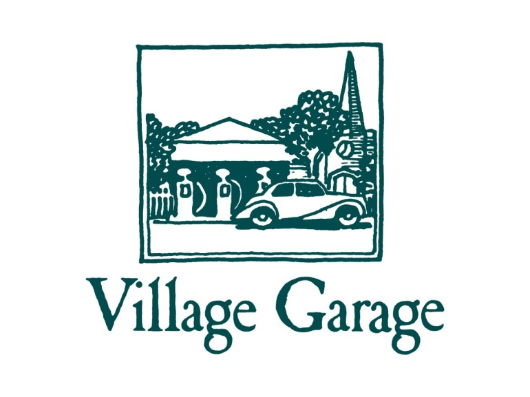 Village Garage Logo Design