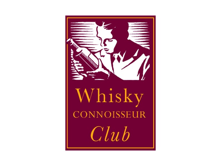 Whisky Connoisseur Club Logo Design