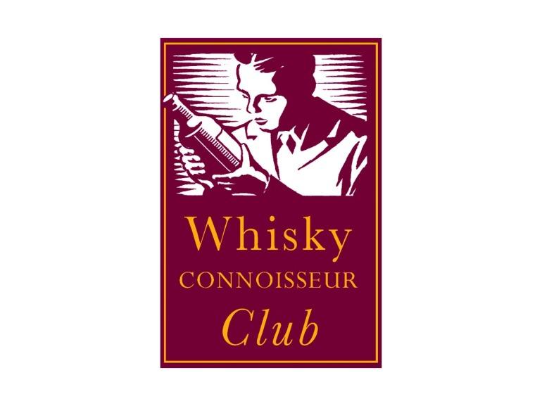 Whisky Connoisseur Club Logo Design