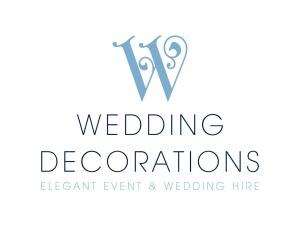 Wedding Decorations Logo Design