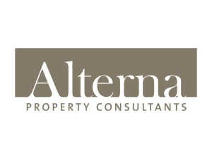 Alterna Property Consultants Logo Design