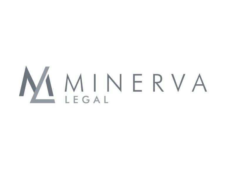 Minerva Legal Logo Design
