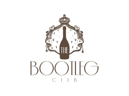 The Bootleg Club Logo Design
