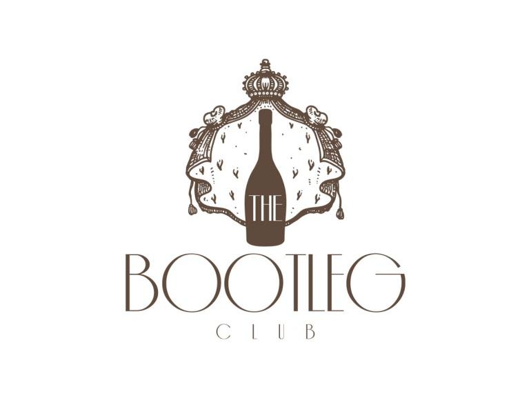 The Bootleg Club Logo Design