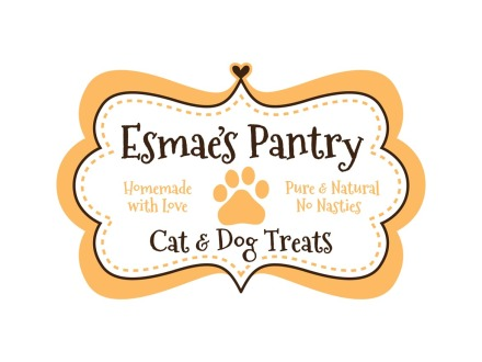 Esmae's Pantry Logo Design