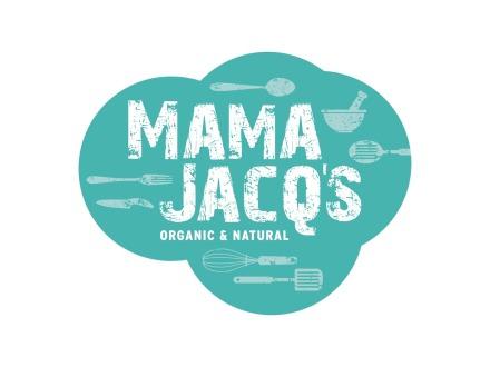 Mama Jacq's Logo Design