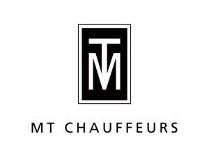 MT Chauffeurs Logo Design