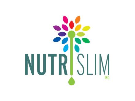 NutriSlim Logo Design
