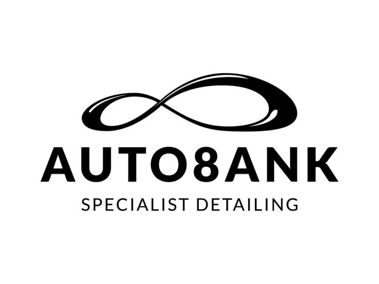 Auto8ank Logo Design