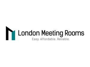 london meeting rooms logo design