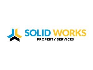 solid works logo design