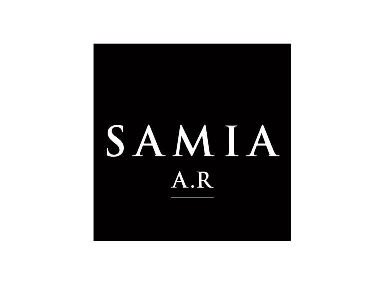 Samia AR Logo Design