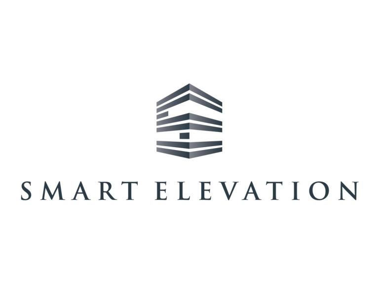 Smart Elevation Logo Design