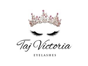 Taj Victoria Logo Design