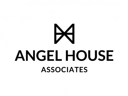 Angel House Associates Logo Design