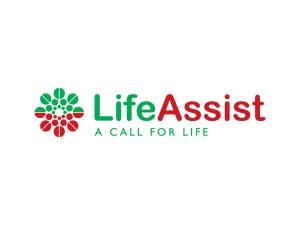 LifeAssist Logo Design