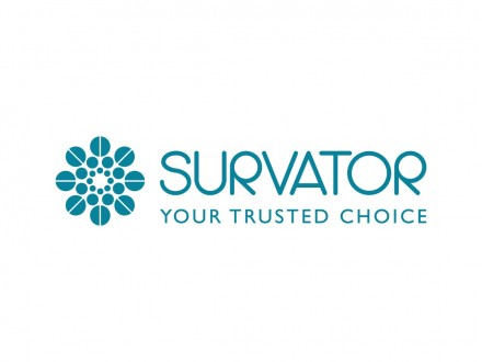 Survator Logo Design