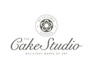 The Cake Studio Logo Design