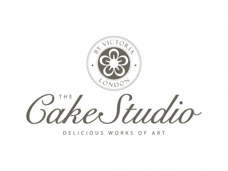 The Cake Studio Logo Design