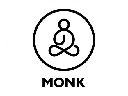 Monk Logo Design