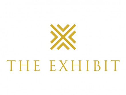 The Exhibit Logo Design