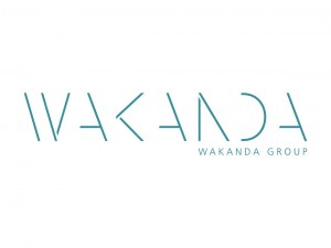 Wakanda Group Logo Design