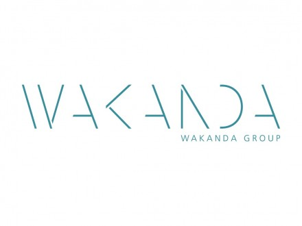 Wakanda Group Logo Design