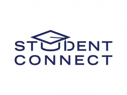 Student Connect Logo Design