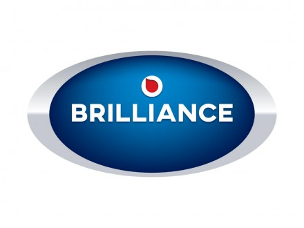 Brilliance Heating Logo Design