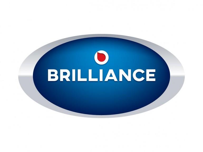 Brilliance Heating Logo Design