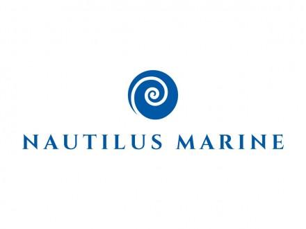 Nautilus Marine Logo Design