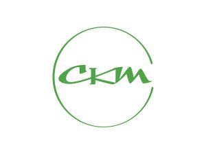 CKM Logo Design