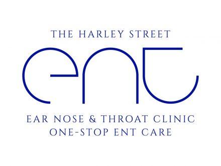 The Harley Street ENT Clinic Logo Design