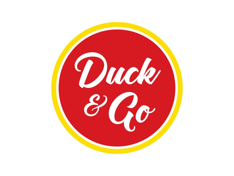 duck and go logo